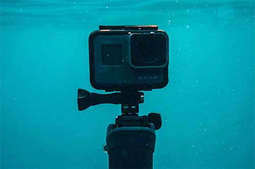 Best Action Cams for Underwater Recording