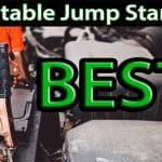 What is the Best Portable Car Jump Starter