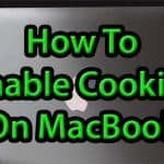 How to Enable Cookies on a MacBook Air