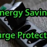 Surge Protector that Saves Energy