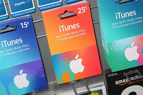 How to buy Apple gift card online