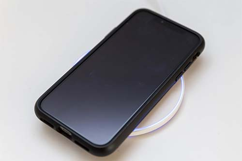 Is wireless charging safe for battery