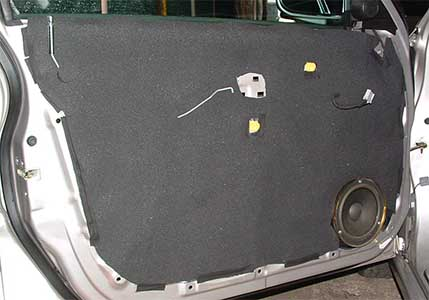 Sound-Deadening Materials