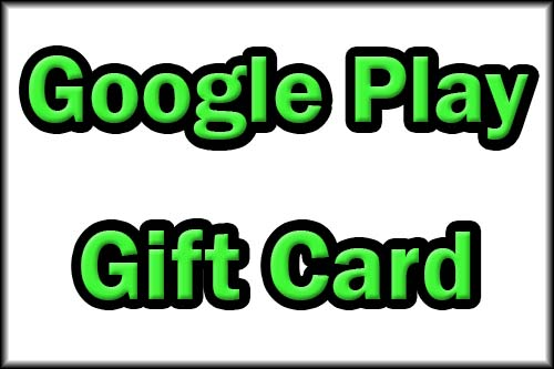 Buy a Google Play gift card online