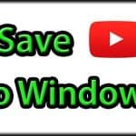 How to Save Youtube videos to computer
