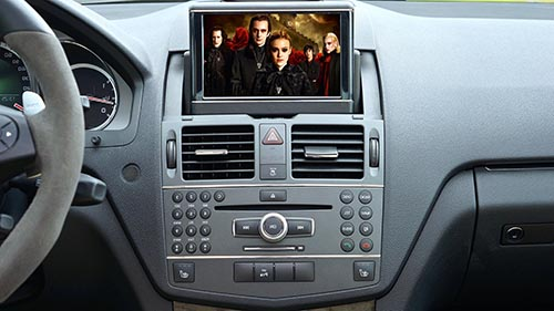 Android Auto Netflix Hack (watch Netflix in your car)