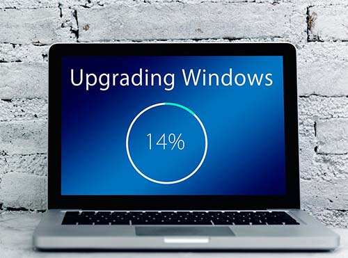 How to start Windows Update