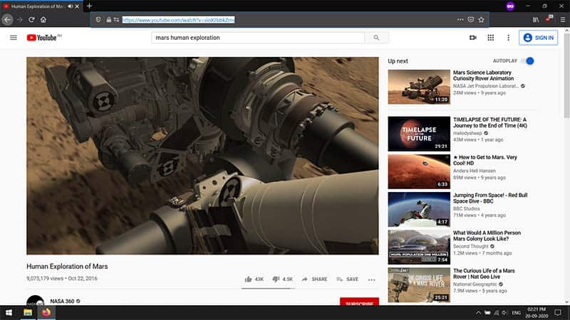 How to embed YouTube video in Gmail