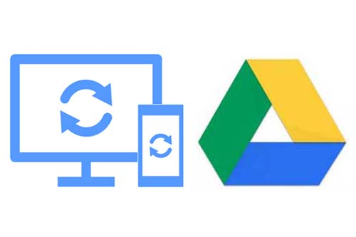 How to turn off Google Drive sync