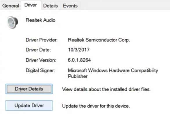 Audio and video out of sync Windows 10
