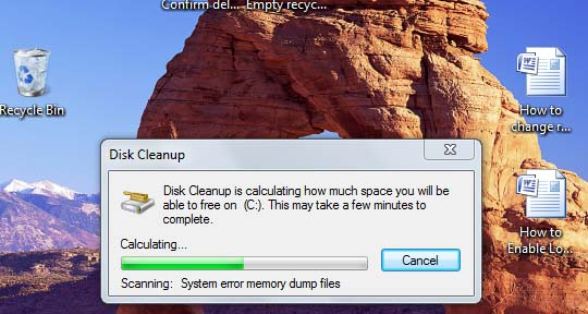 How to empty Recycle Bin on Windows