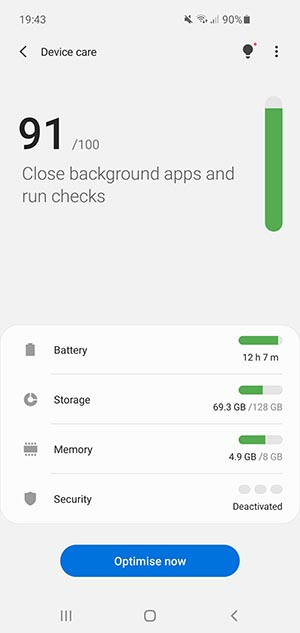How to free RAM on an Android device