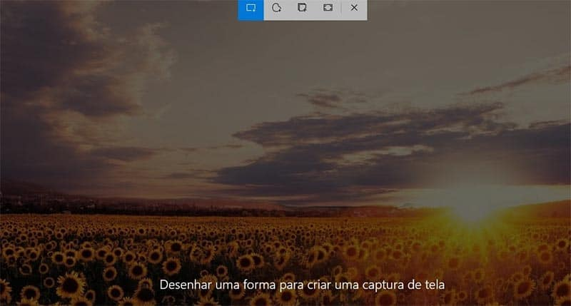 Como fazer captura de tela no Windows 10
