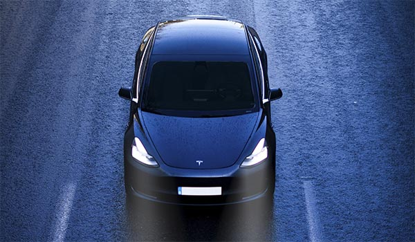 How long does it take to charge a Tesla Model 3