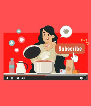 10.Subscribe to your favourite channels