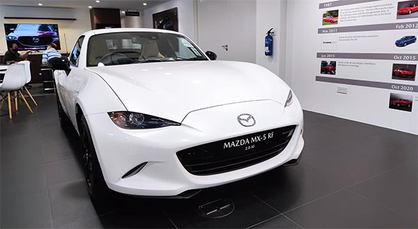 Mazda Cars with Android Auto