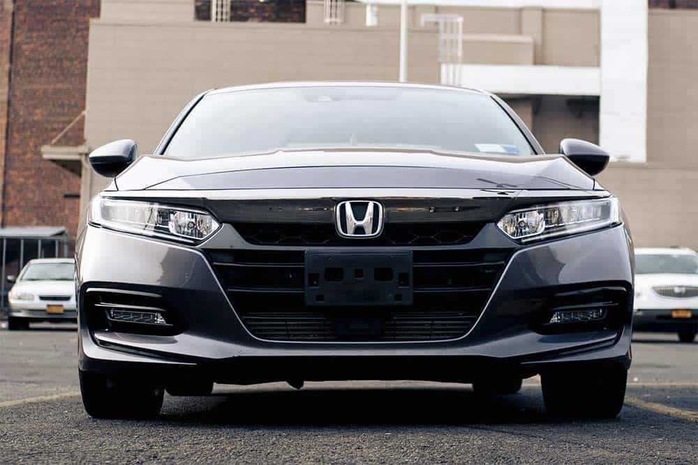 Honda cars with Android Auto
