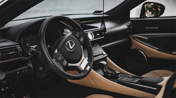 Lexus cars with Android Auto