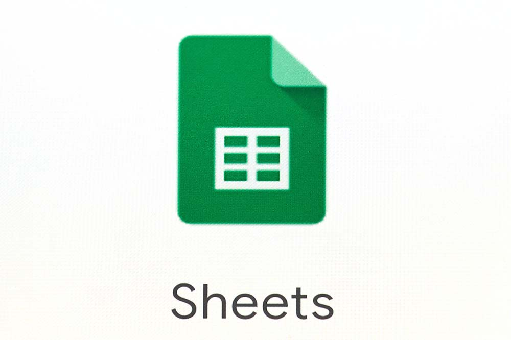 How to resize cells in Google Sheets