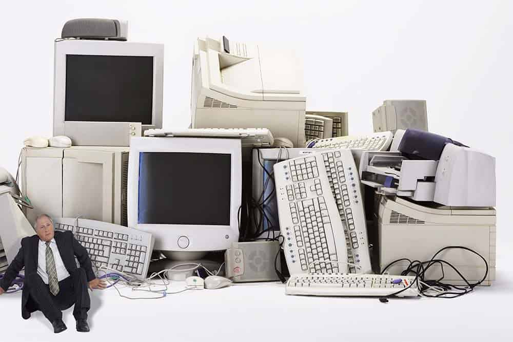 What to do with old computers that still work