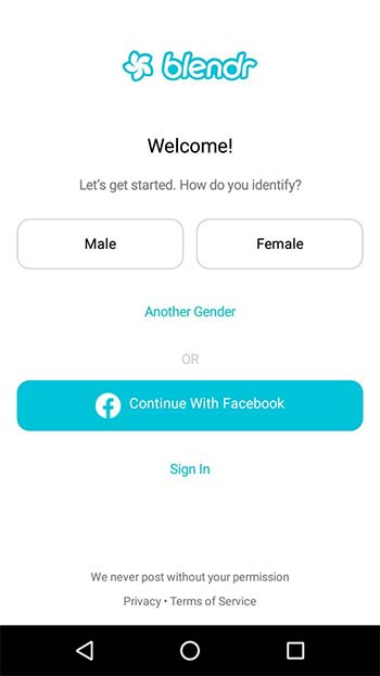 Grindr app for straights does it exist